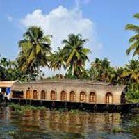 Cochin - Alleppey - Kanyakumari- Trivandrum - Munnar