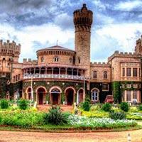 Delhi - Bangalore - Tirupati - Mysore - Bangalore