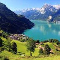 Lucerne - Engelberg - Interlaken - Geneva