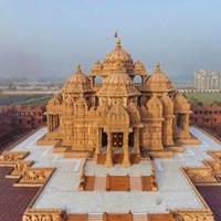 Ahmedabad - Wankaner - Mandvi - Bhuj - Rann of Kutch - Bhuj - Ahmedabad