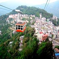 Bagdogra - Darjeeling - Kalimpong - Pelling - Gangtok - Tsomgo Lake