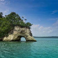 Kolkata - Port Blair - Ross Island - North Bay Island - Harbour Cruise - Havelock Island - Mount Harriet