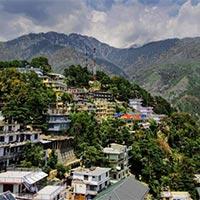 Delhi - Shimla - Kufri - Manali - Rohtang Pass - Dharamshala - Dalhousie