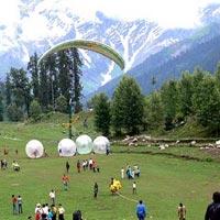 Shimla - Manali - Dharamsala - Dalhousie - Chandigarh