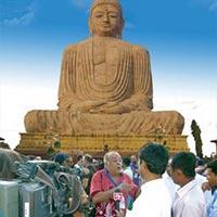 Lumbini - Kapilvastu - Shravasti - Kushinagar - Vaishali - Rajgir - Nalanda - Bodhgaya - Sarnath - Varanasi