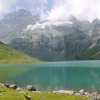 Srinagar - Ganderbal - Trandkund - Nundkul Lake - Gangabal Lake