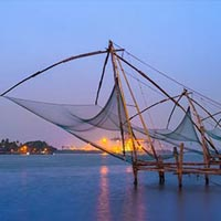 Cochin - Munnar - Thekkady - Vagamon