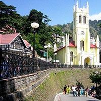 New Delhi - Manali - Shimla