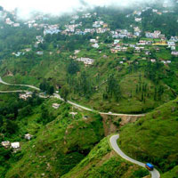 New Delhi - Corbett - Almora - Nainital