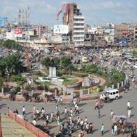 Gorakhpur - Patna - Ranchi
