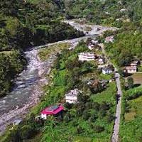Shimla - Panchkula - Bilaspur - Chandigarh - Tirthan Valley