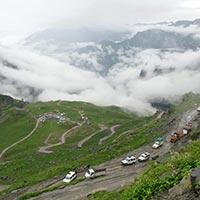 Pune - Manali - Rohtang Pass - Kullu - Manikaran