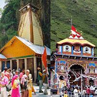 Rishikesh - Barkot - Yamunotri - Uttarkashi - Gangotri - Rudraprayag - Guptakashi - Kedarnath - Badrinath - Joshimath - Haridwar