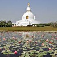 Delhi - Agra - Varanasi - Bodhgaya - Patna - Vaishali - Kushinagar - Lumbini - Shravasti - Lucknow - Delhi