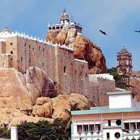 Chennai - Mahabalipuram - Pondicherry - Thanjavur - Tiruchirappalli