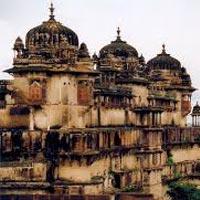 Gwalior - Orchha - Khajuraho - Delhi