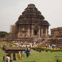 Puri - Konark - Bhubaneswar - Puri