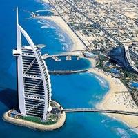 Dubai - Abu Dhabi - Bruj Khalifa
