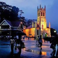 Shimla - Kullu - Manali - Rohtang Pass - Manikaran - Chandigarh