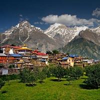 Shimla - Sangla - Kalpa - Sarahan - Rampur - Narkanda