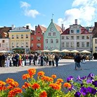 Lithuania - Latvia - Estonia - Vilnius - Riga - Tallinn