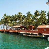 Port Blair - Viper Island - Coral Island - Ross Island