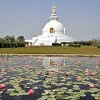Patna - Bodhgaya - Rajgir - Vaishali - Kesariya - Lumbini - Kushinagar - Sarnath