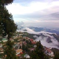 New Delhi - Mussoorie - Ranikhet - Almora - Nainital