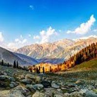 Srinagar - Gulmarg - Sonmarg - Pahalgam