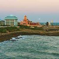 Trichy - Madurai - Rameswaram - Kanyakumari