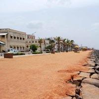 Chennai - Kanchipuram - Mamallapooram - Tiruvannamalai - Pondicherry