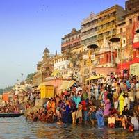 Delhi - Haridwar - Rishikesh - Varanasi - Agra - Mathura - Delhi