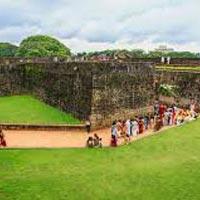 Coimbatore - Palakkad- Athirappilly - Alleppey - Kovalam - Trivandrum