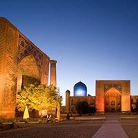 Tashkent - Samarkand - Bukhara