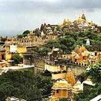 Vadodara - Ahmedabad - Jambugodha - Uthelia - Bhavnagar - Gondal - Wankaner - Ahmedabad