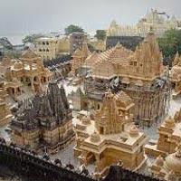 Ahmedabad - Jambughoda - Chhota Udaipur (Chhota Udepur) - Jambughoda - Uthelia - Bhavnagar - Palitana - Gondal - Wankaner - Ahmedabad
