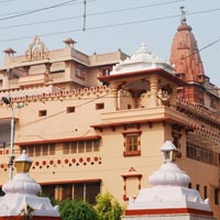 Delhi - Varanasi - Allahabad - Faizabad - Lucknow - Haridwar - Mussoorie - Delhi - Mathura - Agra - Jaipur - Udaipur