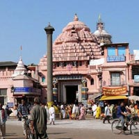 Bhubaneswar - Puri - Satpada
