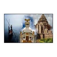 Bhubaneswar - Puri - Konark - Satapada