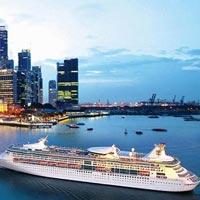 Singapore - Phuket - Langkawi - Singapore