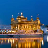 Delhi - Amritsar - Anandpur Sahib - Chandigarh - Patiala - Delhi
