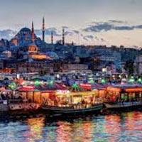 Istanbul - Gallipoli - Troy - Pergamon - Kusadasi - Ephesus - Turkish Village - Izmir - Istanbul