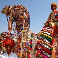 Delhi - Agra - Jaipur - Pushkar – Ajmer- Jaipur