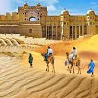 Delhi - Mandawa - Bikaner - Khimsar - Jaisalmer - Jodhpur - Rohet Garh - Udaipur