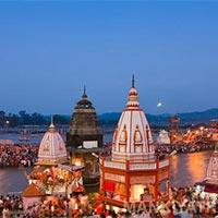 Haridwar - Mussoorie - Kempty fall - Yamuna River - Bandar punch Peak view from Barkot - Sri Yamunotri Temple - Prakateshwar Cave - Kashi Vishwnath Temple - Shakti Temple - Bhagirathi River - Sri Gangotri Temple - Gomukh - Tehri Dam - Mandakini River - Sri Kedarnath Temple - Gaurikund - Alaknanda River - Sri Narsingh Temple - Adi Shankarcharya Samadhi - Dhauli River - Sri Badrinath Temple - Byas Gufa - Ganesh Gufa - Bheem Pul - Saraswati River - Mana Village - Pinder River - Nandakini River - Confluence of Bhagirathi and Alaknanda River - Rishikesh - Laxman Jhoola - Ram Jhoola - Swarga Ashram