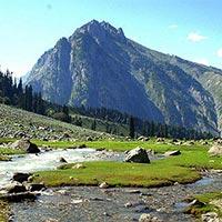 Gulmarg - Pahalgam - Srinagar
