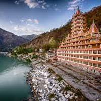 Delhi - Haridwar - Rishikesh - Rudraprayag - Srinagar - Deoprayag - Kaudiyala - Shivpuri - Delhi