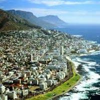 Cape town - Sun city - Johannesburg