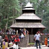 Delhi - Chandigarh - Shimla - Manali