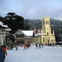 Chandigarh - Shimla - Kullu - Manali